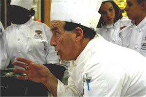 Chef George Kaslow from the John Folse Culinary Institute in Louisiana (Photo: Chef George Kaslow from the John Folse Culinary Institute in Louisiana)
